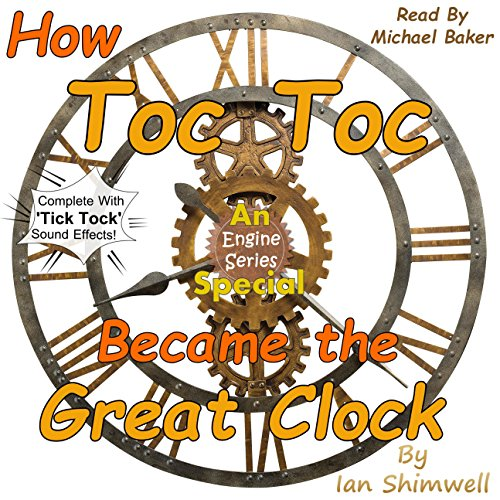 How Toc Toc Became the Great Clock cover art