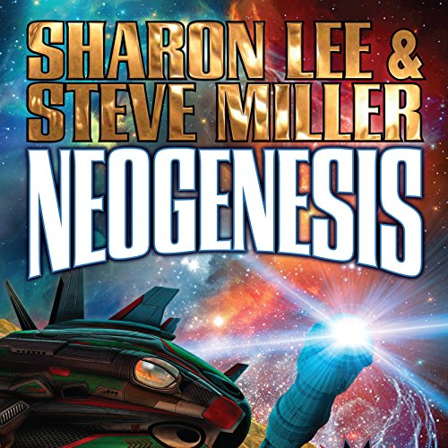Neogenesis audiobook cover art