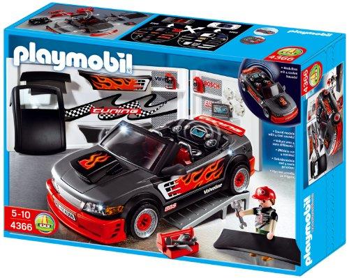 Playmobil 4366 - Tuning-Sportwagen mit Sound