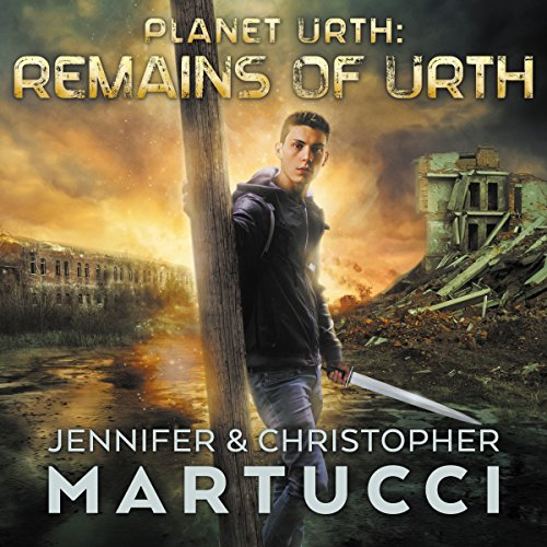 Planet Urth: Remains of Urth audiobook cover art