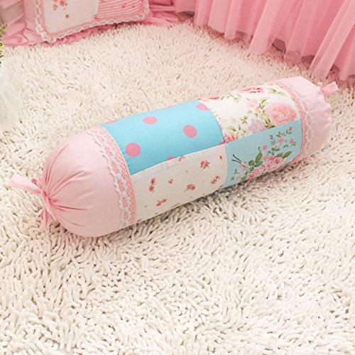 Baozengry Fournitures pour bureau, maison, décoration, coussin de décoration, couleur rose