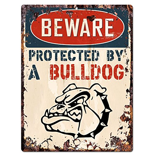 beware of bulldog - 4
