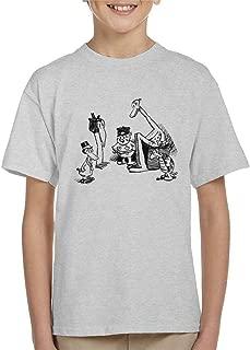 Comics Kingdom Krazy Kat Huddle Plain Kid's T-Shirt