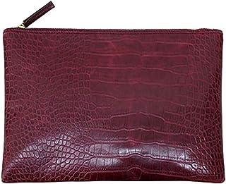 Fanspack Clutch Bag Purse Large Capacity Evening Party Bag Elegant Handle Bag Hand Tote