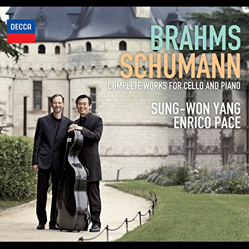 Brahms, Schumann - Complete Works For Cello And Piano