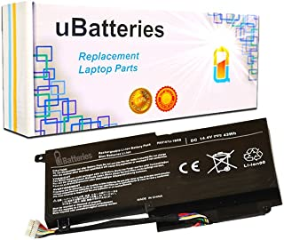 UBatteries Compatible 43Whr Battery Replacement for Toshiba Satellite P50-A P55t-A5116 P55t-A5118 P55t-A5202 P55t-ASP5201SL P55t-ASP5260SM P55t-ASP5303S P55t-ASP5303SL P55T-B5154 P55-B P55t-B