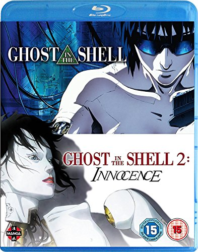 Ghost In The Shell Movie Double Pack (Ghost In The Shell, Ghost In The Shell: Innocence) Blu-ray [Reino Unido] [Blu-ray]