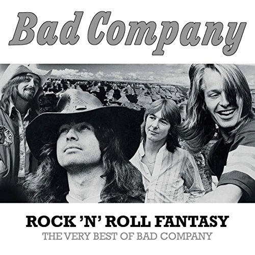 Bad Company: Rock 'N' Roll Fantasy:the Very Best of Bad Company (Audio CD (Best of))