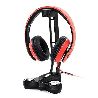 sinstar Gaming Headset Stand Headphone Holder w...