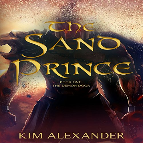 The Sand Prince audiobook cover art