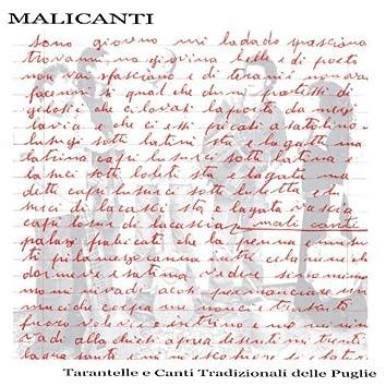 Tarantelle e canti tradizionali delle Puglie: Tarantelle and Traditional Songs from Puglia