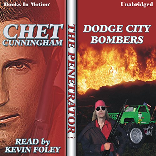 Dodge City Bombers audiobook cover art