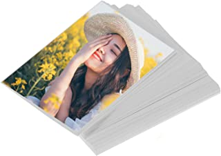 Liwute Double Sided Glossy Photo Paper for Laser Printers, 4x6, 200 gsm, 100 Sheets