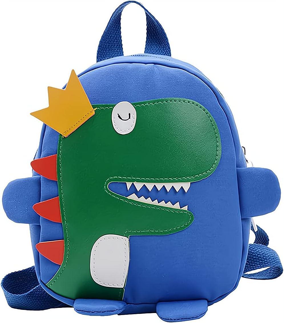 Children's Cartoon Dinosaur Overseas parallel import regular item Challenge the lowest price of Japan ☆ Backpack Nylon School Shoulder Cute