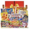 Bumper Retro Sweets Gift Box – New and Improved Version of The Bestselling Sweet Hamper with an Even Bigger Old Fashioned Sweetshop Selection