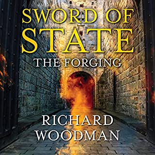 Sword of State: The Forging audiobook cover art