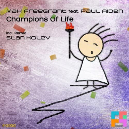 Max Freegrant feat. Paul Aiden