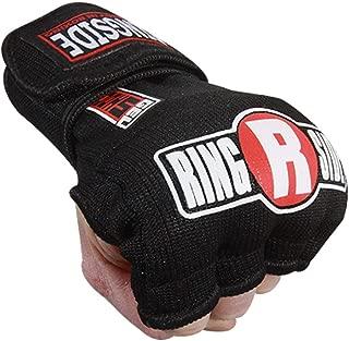 Ringside Quick Wrap Gel Shock MMA Boxing Hand Wraps (Renewed)
