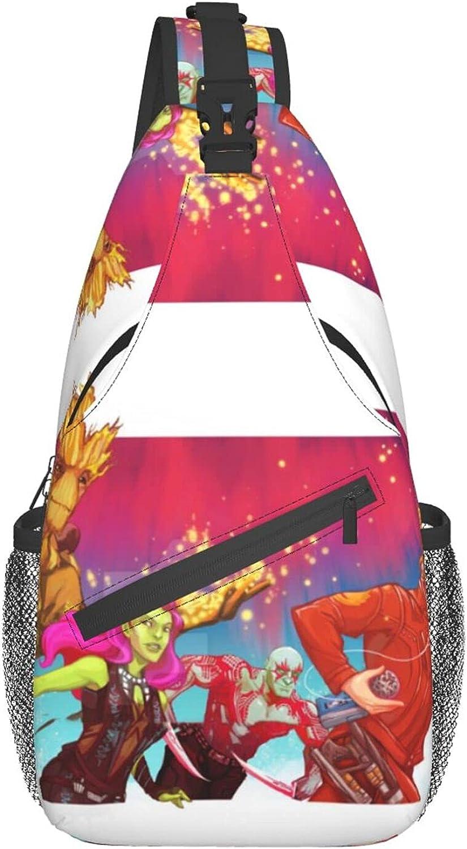 ZEMIOF New product Sling Bag Chris Pratt Lightweight Max 72% OFF S Cross Chest chest