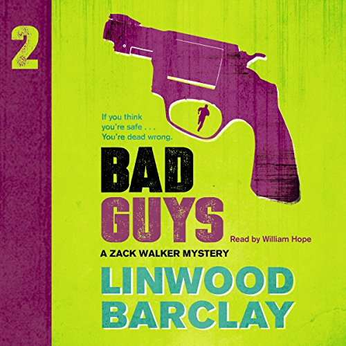 Bad Guys audiobook cover art