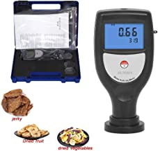 DTI-WA-60A Portable Handheld Water Activity Meter 0~1.0aw with Non Conductive Humidity Sensor for Smart Food Water Activity Tester