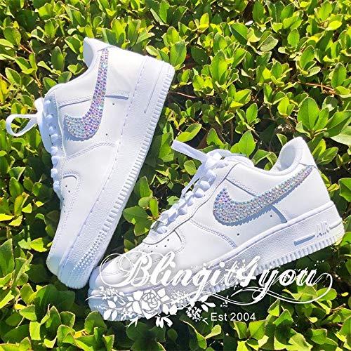 Swarovski Crystal Nike Air Force