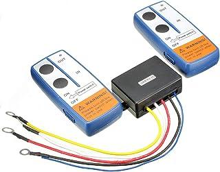 Återhämtning Trådlös Vinsch 2 Fjärrkontroll kit Trådlös fjärrkontroll Control Kit Handset Switch Kompatibel för ATV SUV Tr...