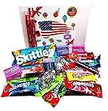 PACK CHEWEE snacks bonbon americain import etats unis box pas cher kit melange confiserie friandises americains nerds bonbons