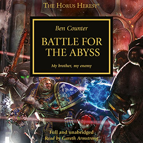 Battle for the Abyss audiobook cover art