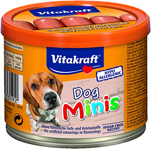 Vitakraft Dog Minis (1 x 120 ml)