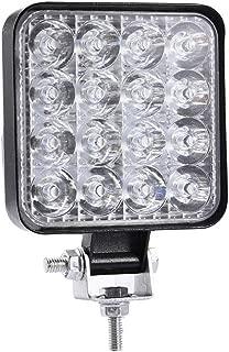 Kit supporto per portalampada con staffa di montaggio superiore per barra luminosa LED dritto Staffe di Montaggio Faro Auto