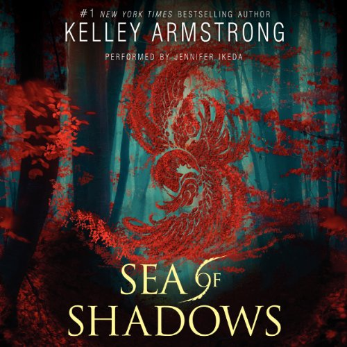 Sea of Shadows audiobook cover art