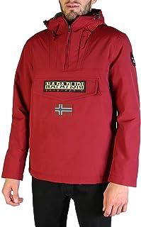 Napapijri Rainforest Winter 1 Bordeaux Men's Waistcoat N0YGNJR69