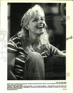 Vintage Photos 2000 Press Photo Actress Helen Hunt in Pay It Forward Movie Scene - sap18884