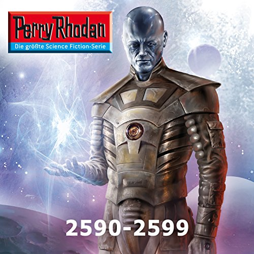 Perry Rhodan, Sammelband 20 audiobook cover art