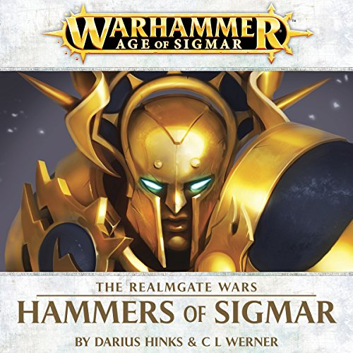 Hammers of Sigmar: Age of Sigmar audiobook cover art