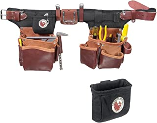 Occidental Leather 9550 Adjust-to-Fit Pro Framer Bundle w/ 9501 Clip-On Pouch (2 Pieces)