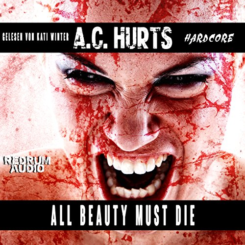 All Beauty Must Die Titelbild