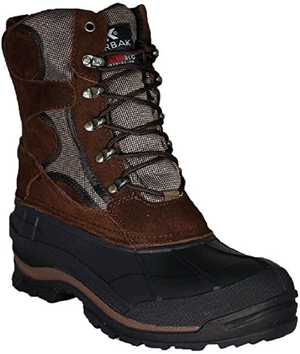 Eurbak Attention brand Mens Extra Wide Sales Waterproof Outdoor Winter Bl Adult Boot