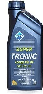 ARAL 20478 SuperTronic Longlife III 5W-30 Motor Oil