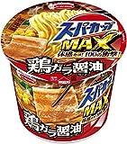 スーパーカップMAX しょうゆラーメン 119g ×12食