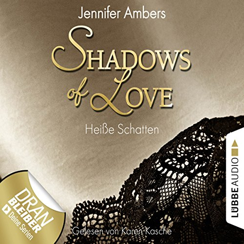 Heiße Schatten (Shadows of Love 3) Titelbild
