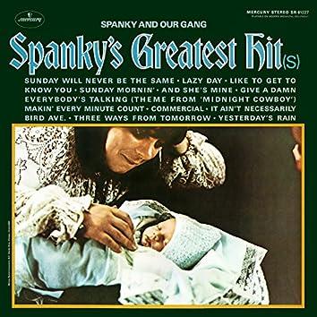 Spanky's Greatest Hit(s)