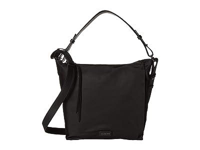 AllSaints Nilo Kita Crossbody (Black) Handbags