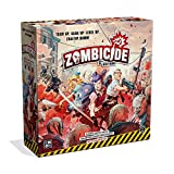 Zombicide 2nd Edition | Zombie Game | Cooperative Miniatures Board Game | Horror Adventure Board Game | Ages 14+ | for 1 to 6 Players | Average Playtime 60 Minutes | Made by CMON
