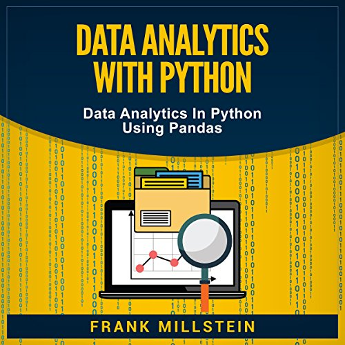 Data Analytics with Python audiobook cover art