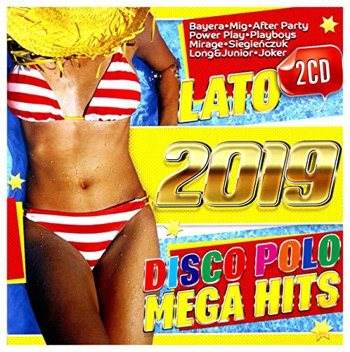 Lato 2019: Disco Polo Mega Hits [2CD]