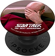Star Trek: The Next Generation Picard Facepalm PopSockets PopGrip: Swappable Grip for Phones & Tablets