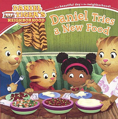 Daniel Tries A New Food (Turtleback School & Library Binding Edition) (Daniel Tiger's Neighborhood)