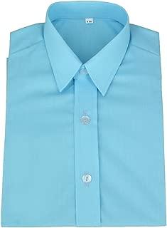 Kugo Jungen Oberhemd Kariertes Hemd f/ür Kinder locker /& leger Shirt T-Shirt